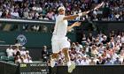 Roger Federer Wimbledon David Nalbandian