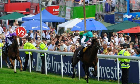 At First Sight, 2010 Epsom Derby