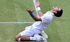 Novak Djokovic has belief and confidence in himself ahead of Sunday's final with Rafael Nadal