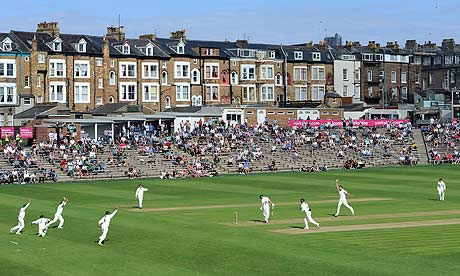 County cricket – live!