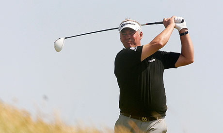Darren Clarke The Open