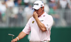 Lee Westwood Open cut