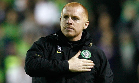 Celtic manager Neil Lennon will be going head-to-head with Rangers counterpart Ally McCoist