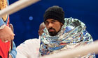 David Haye prepares for fight