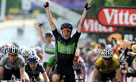 Edvald Boasson Hagen wins