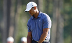 Tiger Woods in downward spiral as he misses cut at US PGA Championship