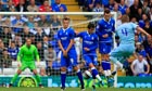Keith Fahey strikes to give Birmingham City victory over Coventry City