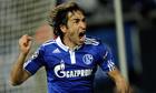 Schalke's Raúl rejects chance of joining Blackburn Rovers
