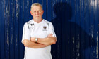 Terry Brown warns fans that AFC Wimbledon may have hit glass ceiling