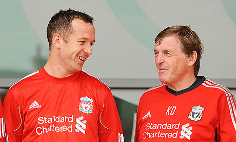 Don't judge Liverpool FC on pre-season, warns Kenny Dalglish