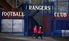 Rangers get visit from HMRC over disputed £4.2m tax bill