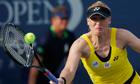 Elena Baltacha out of US Open after defeat by Svetlana Kuznetsova