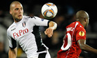 Fulham pegged back by FC Twente thanks to Mark Schwarzer's own goal