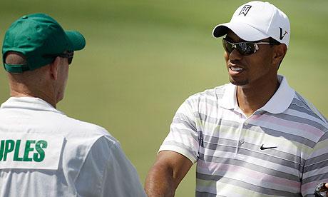 Tiger Woods, Joe Lacava