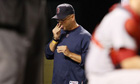 Boston Red Sox manager Terry Francona