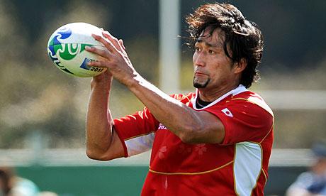 Japan's Hitoshi Ono