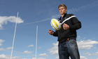 Owen Farrell of Saracens has been called up to the England senior squad