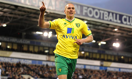 Steve Morison, Norwich City