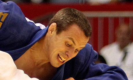 Euan Burton Judo