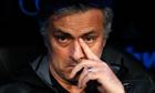 Jose Mourinho has clashed with Se