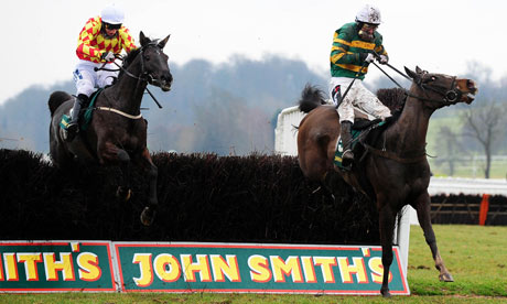 Midlands Grand National - Uttoxeter Racecourse
