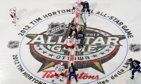 NHL All-Star Game 2012, Ottawa