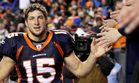 Tim Tebow Finally Shines As Denver Broncos Stun The Steelers