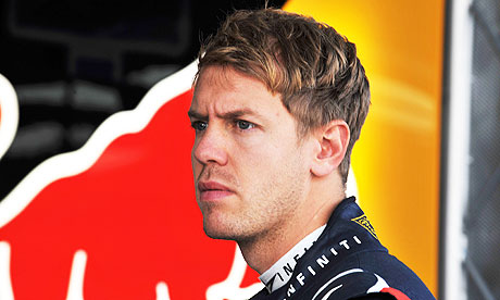 Sebastian Vettel recognises that having caught Fernando Alonso he must maintain his charge