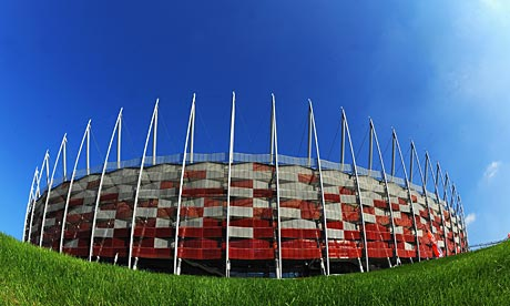 National Stadium, Warsaw