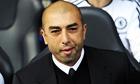Chelsea's Italian manager Roberto Di Mat