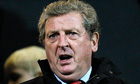 England's football manager Roy Hodgson a