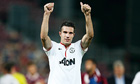 Robin van Persie, the Manchester United striker, has impressed with seven goals in eight appearances