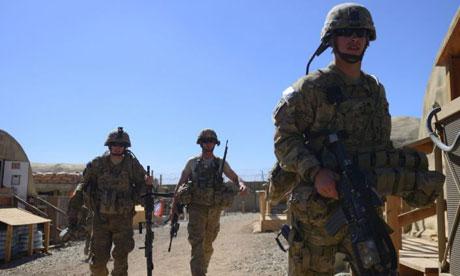 Еще два американских солдат, погибших в Афганистане, увеличили политическую напряженность