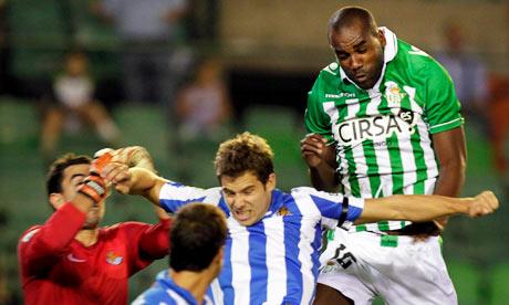 Real Betis. Real Sociedad