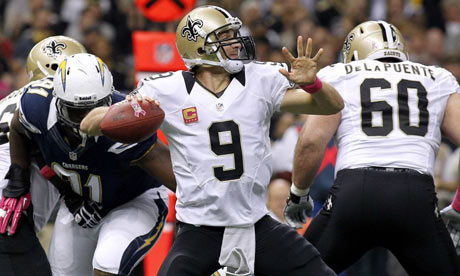 Looking Back at the Context Around Drew Brees' Record-Breaking Touchdown Pass