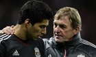 Kenny Dalglish Luis Surez