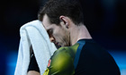 Andy Murray, world No3 tennis player