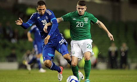 Republic of Ireland v Greece