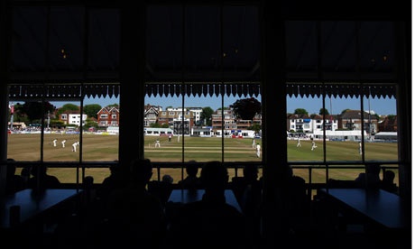 Hove, home of Sussex CCC