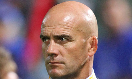 Sale say coach John Mitchell will join them 'in next 48 to 72 hours' | Sport | The Guardian - John-Mitchell-008