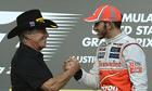 Mario Andretti Lewis Hamilton