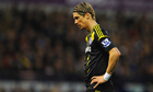 Fernando Torres, the Chelsea striker, remains industrious but his loss of form is bewildering