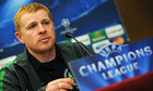 Neil Lennon, the Celtic manager, believes the Lisbon Lions will inspire his team to beat Benfica