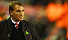 Brendan Rodgers, the Liverpool manager, believes the club's hi