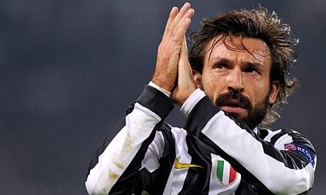Andrea Pirlo - Juventus 2013