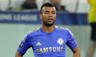 Ashley Cole of Chelsea