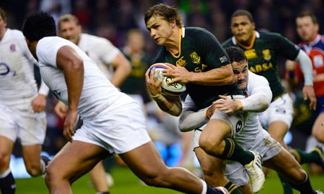sport england south africa autumn internationals match report