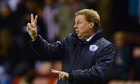 Harry Redknapp in charge of QPR