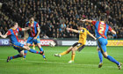 Hull's Robert Koren misses a chance