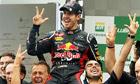 German Formula One driver Sebastian Vett